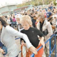 В Нижнем Новгороде 140 пассажиров теплохода эвакуированы из-за поломки