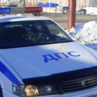 Иномарка врезалась в троллейбус в Нижнем, пострадали два человека