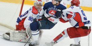 Нижегородское «Торпедо» сыграет с московским ЦСКА 16 февраля