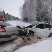 Один человек погиб, 5 пострадали в ДТП в Нижегородской области