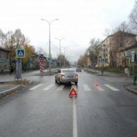 Пешеход впал в кому после двукратного наезда автомобилей