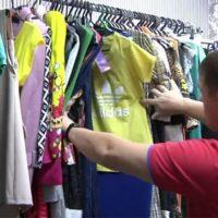 Контрафактную одежду на сумму 130 000 рублей изъяли в Нижнем