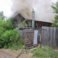 В Нижегородской области женщина погибла при пожаре в дачном доме