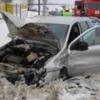 Пять человек пострадали в результате ДТП под Нижним Новгородом
