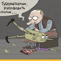 Анатомия режима