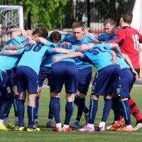 Нижегородский «Олимпиец» одержал первую победу в ФНЛ