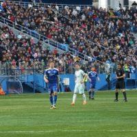 Нижегородский «Олимпиец» проиграл первый матч на новом стадионе
