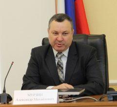 Александр Мурзин сменил Ивана Костанова на посту главного федерального инспектора по Нижегородской области