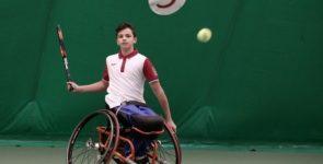 В Нижнем Новгороде стартовал чемпионат России по теннису на колясках