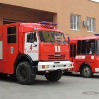 Гараж с находящимся внутри автомобилем сгорел в Нижнем Новгороде