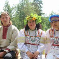 В Варнавино завершился III межрегиональный фестиваль душевной семейной  песни «Голос Ветлуги»