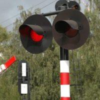 В Нижегородской области автомобиль столкнулся с локомотивом