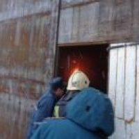 В Сергаче при пожаре в доме погибла 87-летняя женщина