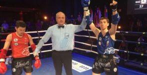 Нижегородец Айк Бегян стал победителем чемпионата мира по тайскому боксу