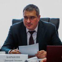 Барыкин представил отчет о результатах деятельности Гордумы в 2018 году
