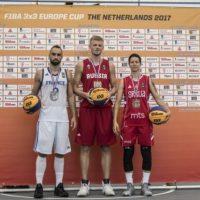 Игрок БК «НН» стал лучшим снайпером на чемпионате Европы