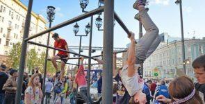 В нижегородском парке имени Пушкина откроется площадка для воркаута