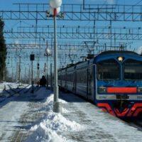 В Нижнем Новгороде водитель «Волги» пострадал в ДТП с поездом