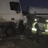В Нижегородской области мужчина погиб в ДТП с тремя грузовиками