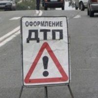 Два автомобиля и маршрутка столкнулись на проспекте Ильича в Нижнем