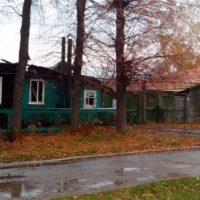 Появились фото пожара в Ворсме, на котором погибли три человека