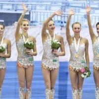 Анастасия Максимова завоевала золотую медаль на этапе Кубка мира