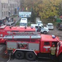 В Нижнем Новгороде из-за пожара в школе эвакуировали 96 детей