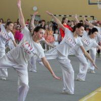 В Лукояновском районе состоялся районный фестиваль хореографических коллективов «Хоровод дружбы»