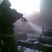 Квартира сгорела на Автозаводе из-за курильщика-соседа