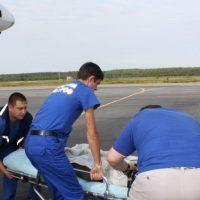 В Нижний Новгород из Ставрополя доставили ребенка с тяжелыми ожогами