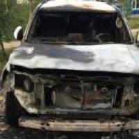 В Нижегородской области мужчина сжег магазин своей сожительницы
