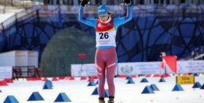 Нижегородка Анастасия Седова завоевала медаль на турнире «Тур де Ски»