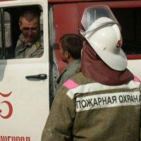 Мужчина пострадал при пожаре в садовом товариществе в Дзержинске