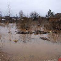 Восемь низководных мостов затоплено в Нижегородской области