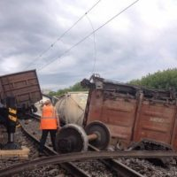 Движение поездов полностью восстановлено в Нижегородской области