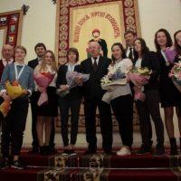 Нижегородские хоккеистки привезли бронзовые медали чемпионата мира