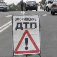 Мужчина пострадал при столкновении маршруток на проспекте Ленина