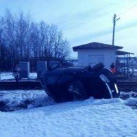 Появились подробности ДТП на железной дороге в Павлове