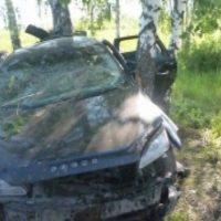 В Выксе пьяный водитель врезался в дерево, погиб пассажир