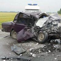 Три человека пострадали в страшном ДТП под Нижним Новгородом