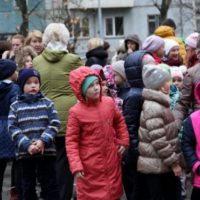 В Нижнем школьников эвакуировали из гимназии из-за сумки с мусором