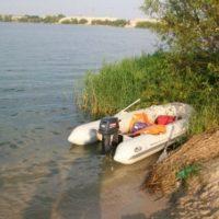 В Нижнем Новгороде гидроцикл врезался в лодку, есть пострадавшие