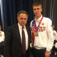 Нижегородские паралимпийцы установили два мировых рекорда