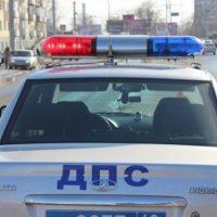 Пьяная женщина-водитель врезалась в дерево в Вачском районе