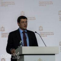 Никитин примет участие в заседании Государственного Совета РФ