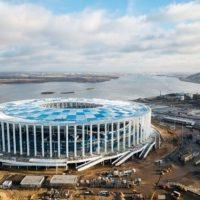 Работы на стадионе к ЧМ-2018 в Нижнем Новгороде вышли на финишную прямую