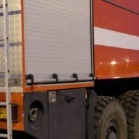 Пожар произошел в жилом доме в центре Нижнего Новгорода
