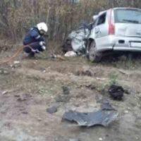 В Нижнем Новгороде в результате ДТП погибли два человека