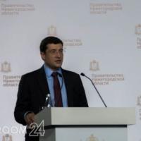 Никитин принес присягу губернатора Нижегородской области