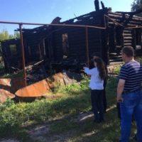 В Нижнем Новгороде рецидивистка сожгла трех человек